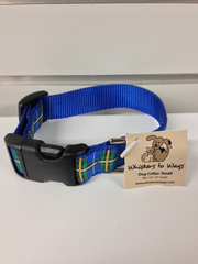 Dog Collar (NS Tartan Small)