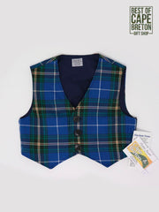 Child's NS Tartan Vest