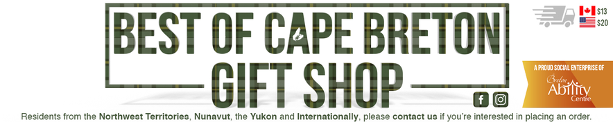 Best of Cape Breton Gift Shop
