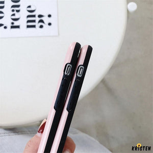 Ambush Style Street Fashion Matte Soft Silicone Tpu Luxury