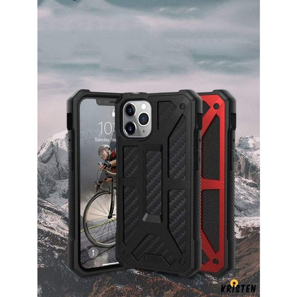 Luxury Shockproof Bumper Protective Metal Designer Iphone Case for Iphone 12 Pro Max Mini Xs Max