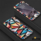 More Colors 360 Degrees full Body Coverage Tempered Glass Designer Iphone Case for X - iPhone