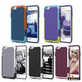 More Colors Heavy Duty Hybrid Impact Shockproof Armor Silicone Bumper Iphone Case for X Xs - iPhone