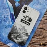 Supreme Style Tpu Protective Designer Iphone Case for 12 Pro Max Mini