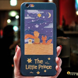 The little Prince Style Sculpted Shockproof Protective Designer Iphone Case for Se 11 Pro Max - iPhone