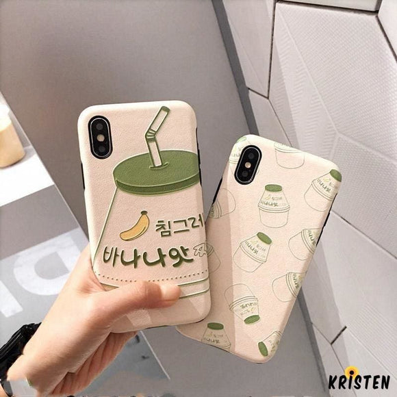 Yakult Style Sculpted Silicone Shockproof Protective Designer Iphone Case for Se 11 Pro Max X - iPhone