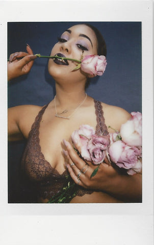 Birds N Bones Jewelry LookBook Polaroid