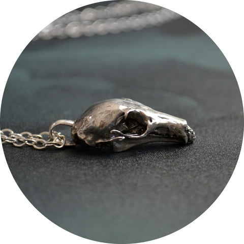 Hydra Maximus Skull Necklace