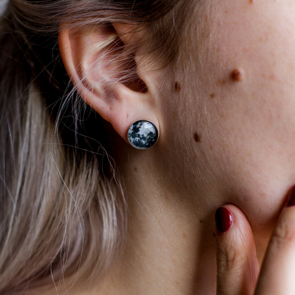 Moon of My Life Studs