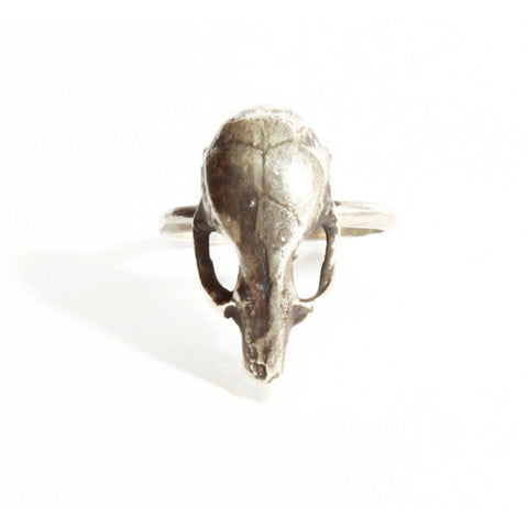 Mus Ring by Birds N Bones Jewelry