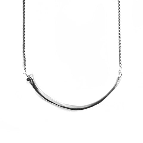 Wyvern Rib Necklace . Bar