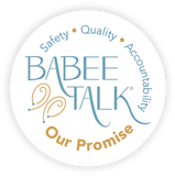 babee talk organic baby bedding and toys promise