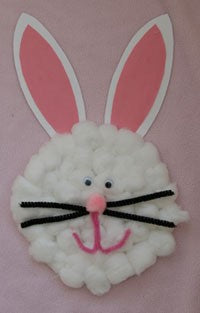 Easter Arts and Crafts for Kids