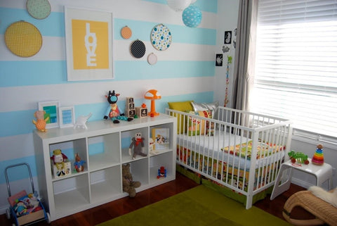 Non-toxic Hacks for Your Nursery