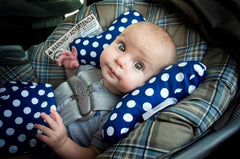 infant headrest support