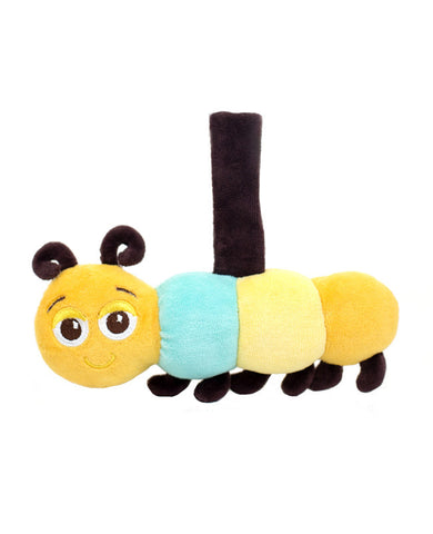 Eco-Buds Organic Take-Along Pals - Caterpillar