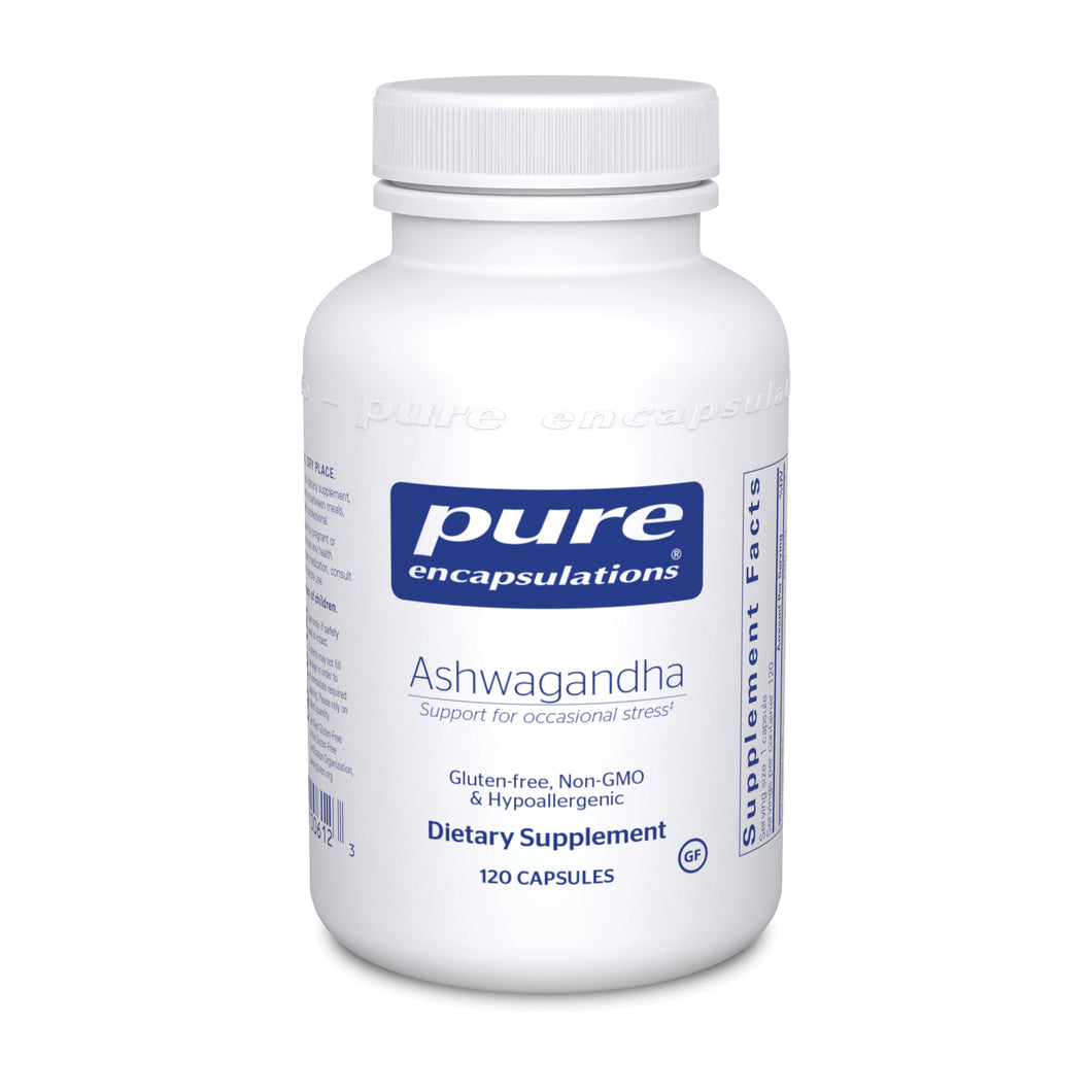 Ashwagandha 500 mg 120 CT