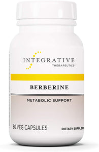 Berberine 500 mg 60 CT - Medical Grade Nutrients