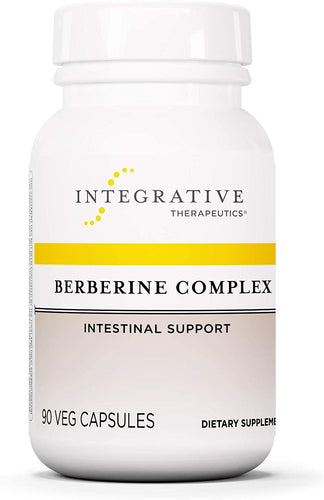 Berberine Complex 90 CT - Medical Grade Nutrients