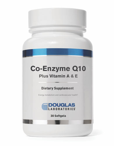 Co-Enzyme Q10 30 Softgel - Medical Grade Nutrients