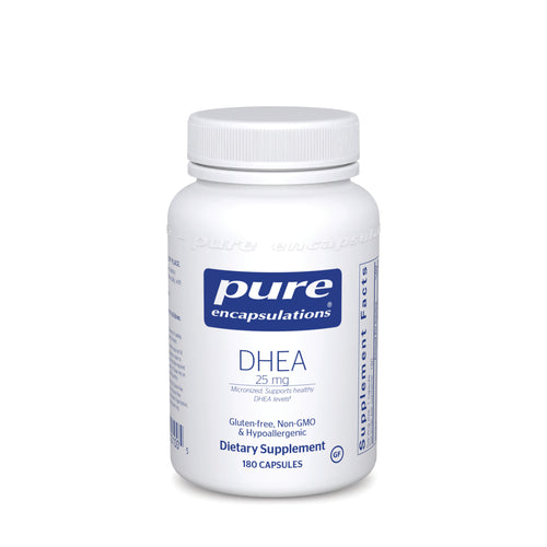 DHEA 25 mg 180 CT - Medical Grade Nutrients