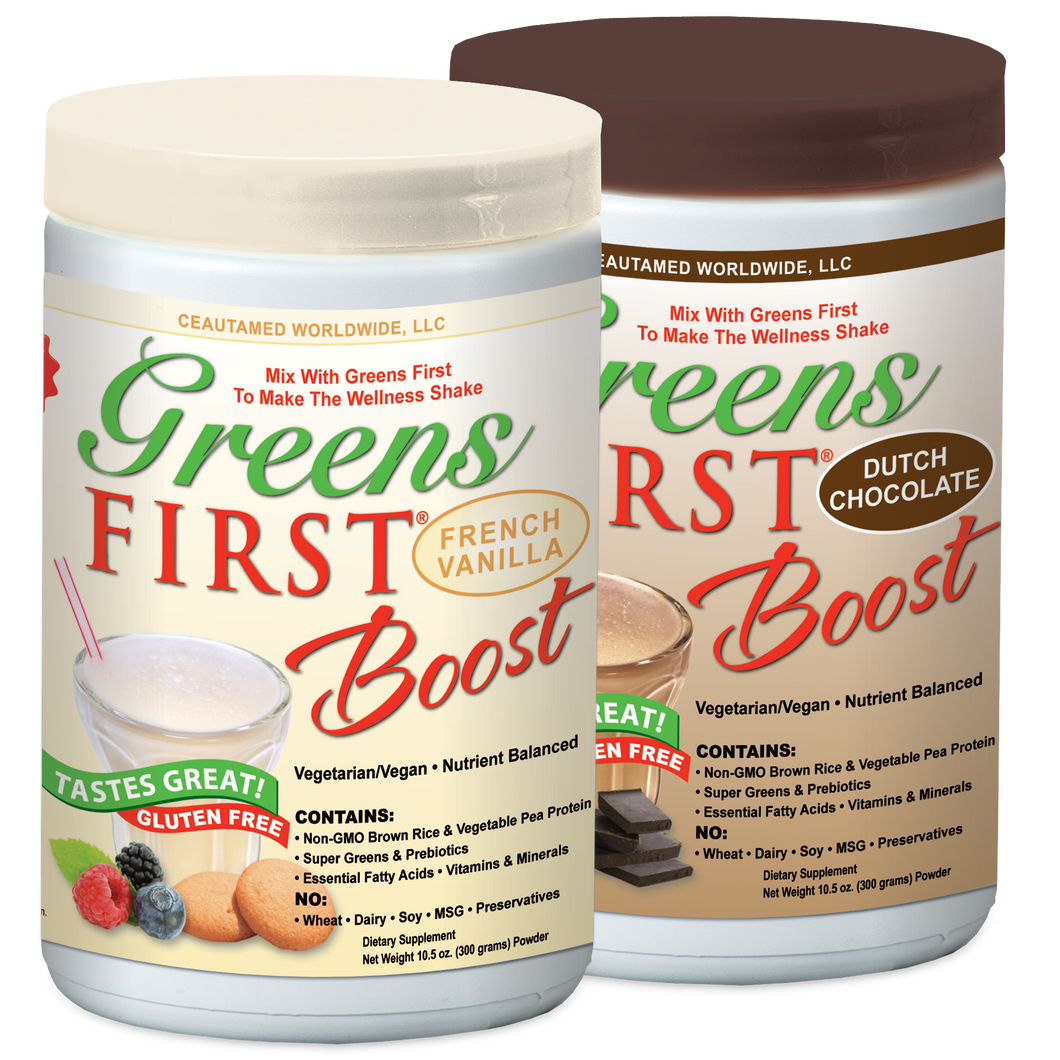 Greens First Boost - Medical Grade Nutrients