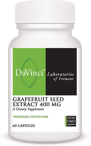 GRAPEFRUIT SEED EXTRACT 400 MG (60) CT - Medical Grade Nutrients