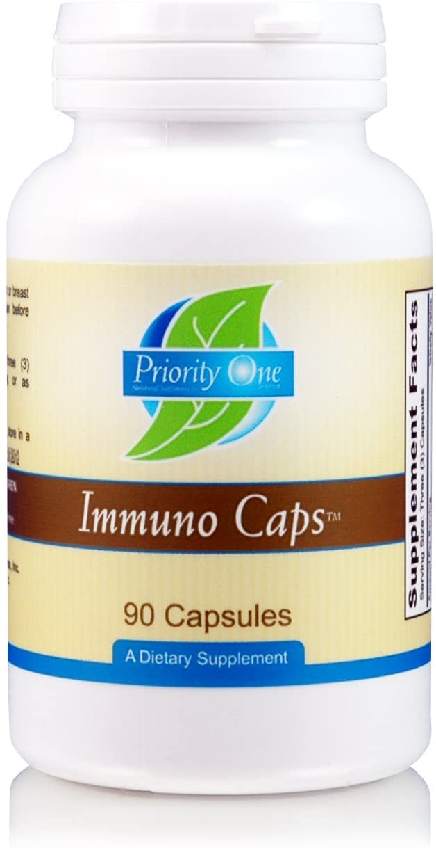Immuno Caps 90 CT - Medical Grade Nutrients