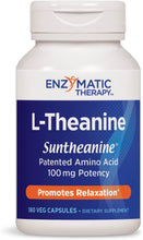 Load image into Gallery viewer, L-Theanine 180 CT - Medical Grade Nutrients