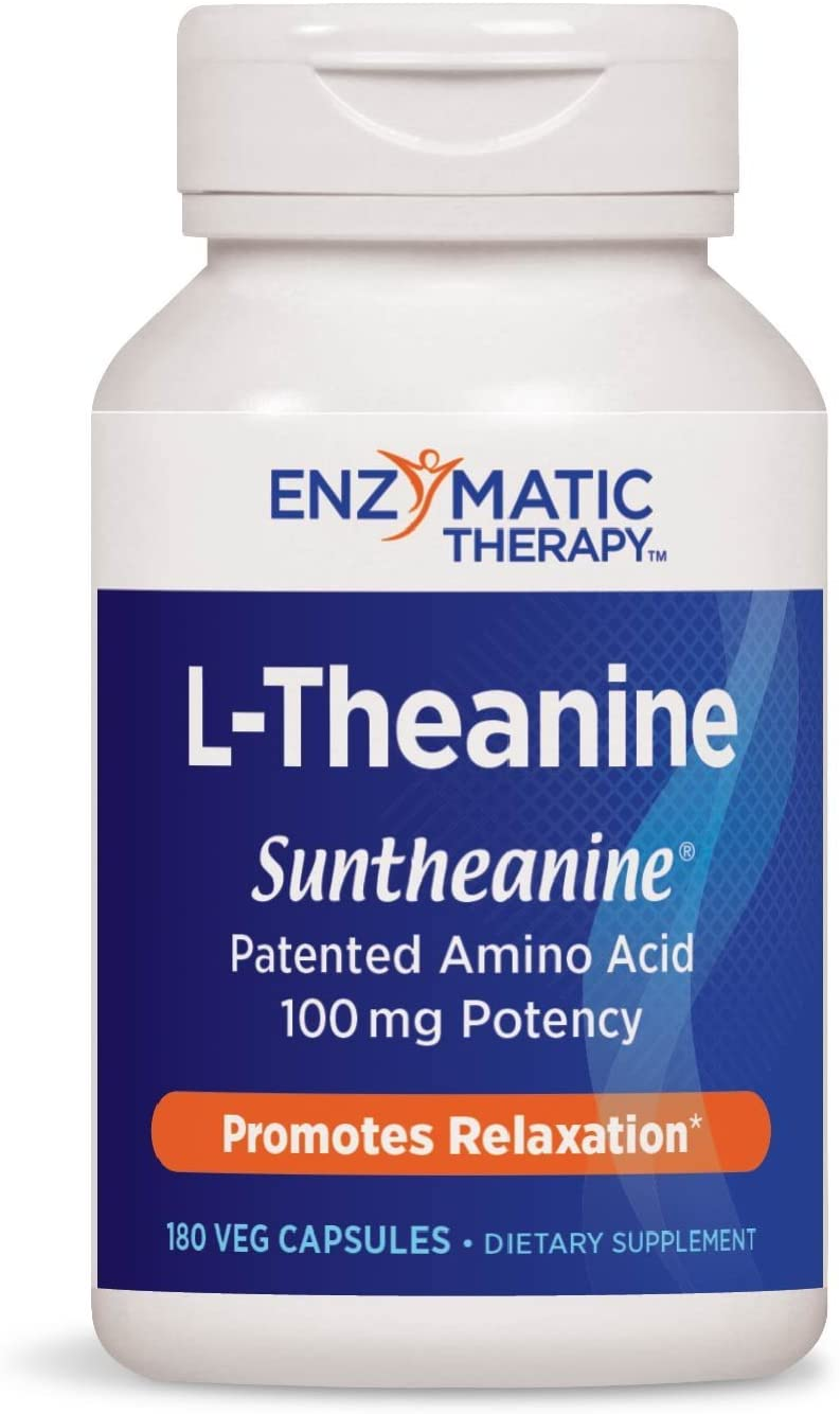 L-Theanine 180 CT - Medical Grade Nutrients