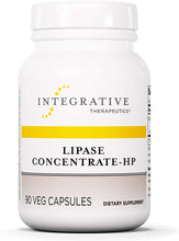 Load image into Gallery viewer, Lipase Concentrate-HP 90 CT - Medical Grade Nutrients