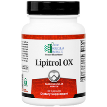 Load image into Gallery viewer, Lipitrol OX 60 CT - Medical Grade Nutrients