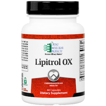 Lipitrol OX 60 CT - Medical Grade Nutrients