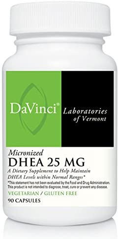 MICRONIZED DHEA (90) CT - 2 Pack - Medical Grade Nutrients