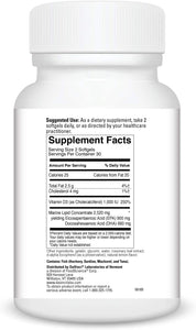 OMEGA 3 HP-D (120) CT - Medical Grade Nutrients