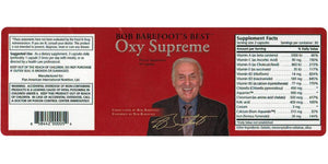 Bob's Best Oxy Supreme - Medical Grade Nutrients