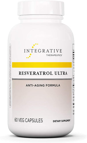 Resveratrol Ultra 60 CT - Medical Grade Nutrients