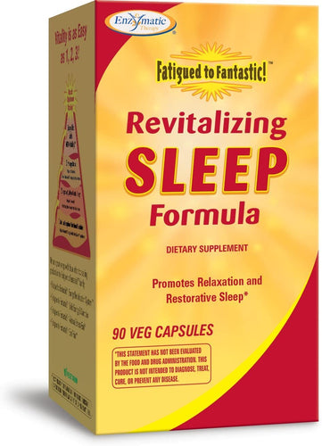 Fatigued/Fantastic Revital Sleep 90 CT - Medical Grade Nutrients