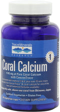 Load image into Gallery viewer, Coral Calcium w/ ConcenTrace 60 vegcaps - Medical Grade Nutrients