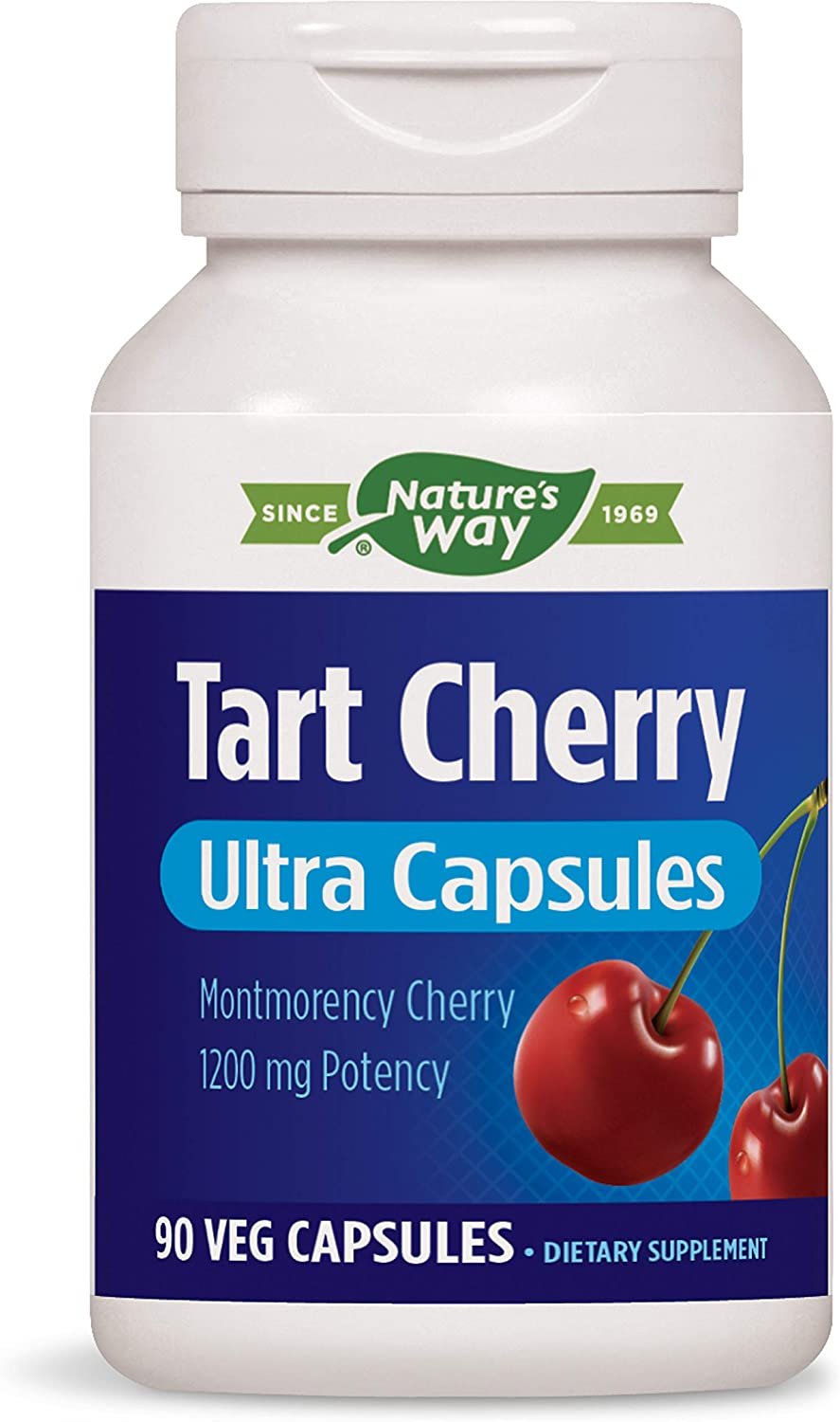 Tart Cherry Ultra 90 CT - Medical Grade Nutrients
