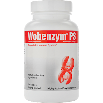 Wobenzym  PS  180 CT - Medical Grade Nutrients