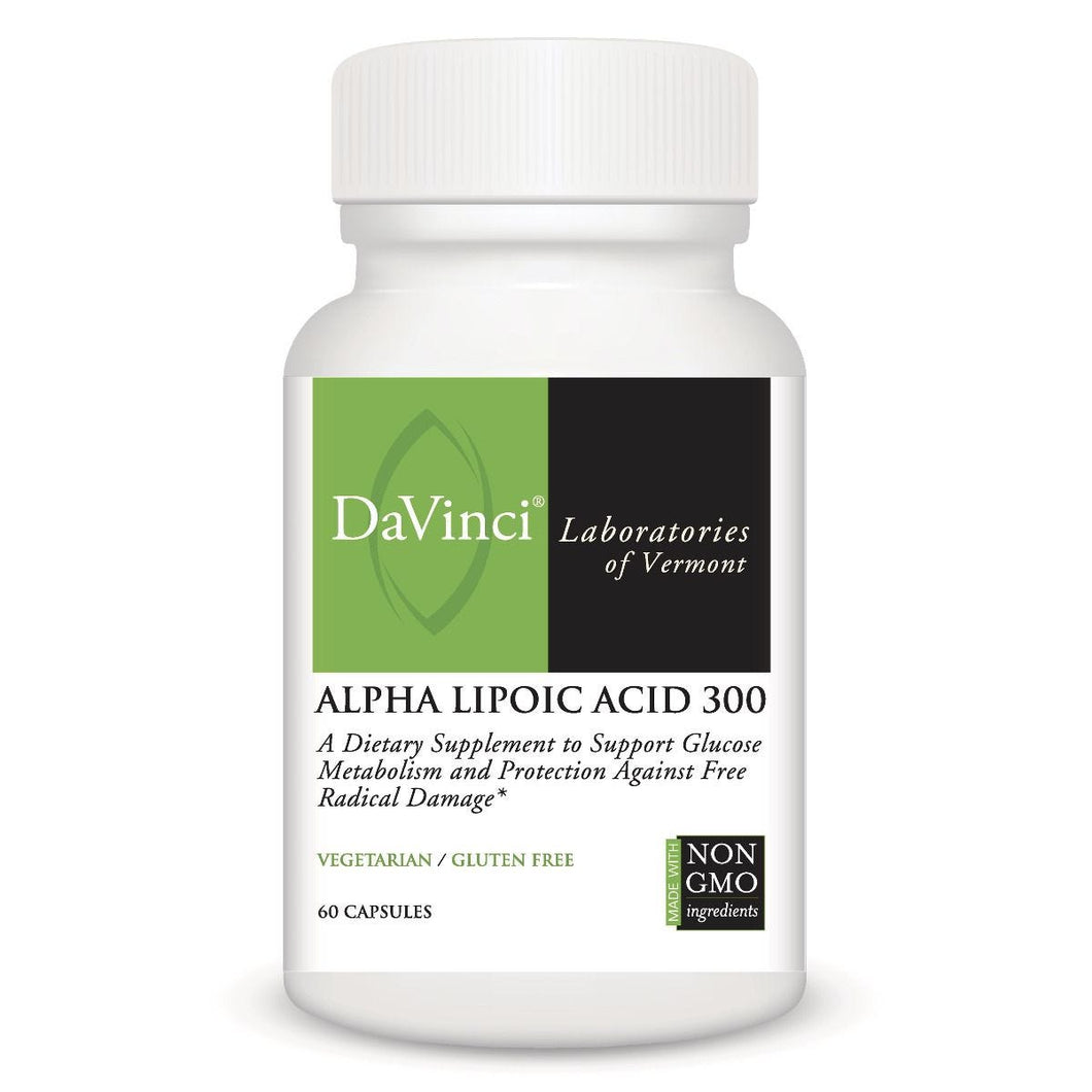 Alpha Lipoic Acid 300 60 CT - Medical Grade Nutrients