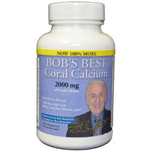 Load image into Gallery viewer, Bob's Best Coral Calcium 2000 3 Pack - Medical Grade Nutrients