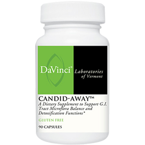 Candid-Away 90 CT - Medical Grade Nutrients