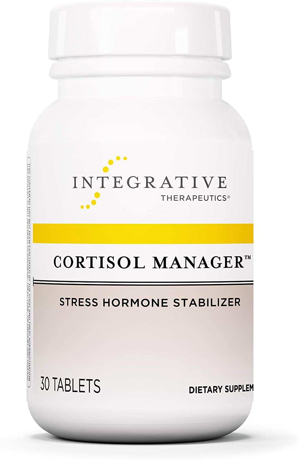 Cortisol Manager Tabs - Medical Grade Nutrients