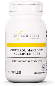 Cortisol Manager Allergen Free 90 CT - Medical Grade Nutrients