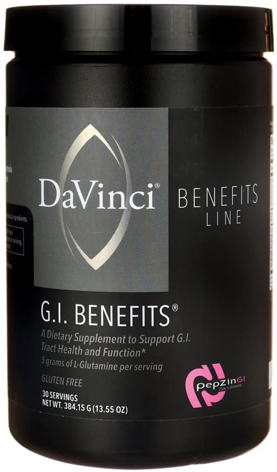 GI BENEFITS (30) CT Servings - Medical Grade Nutrients