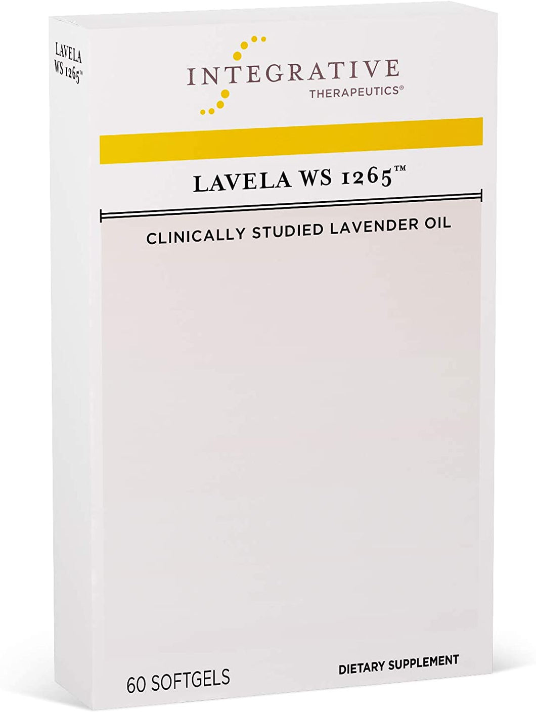 Lavela WS 1265 60 CT - Medical Grade Nutrients