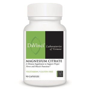 MAGNESIUM CITRATE (90) CT - 2 PAck - Medical Grade Nutrients