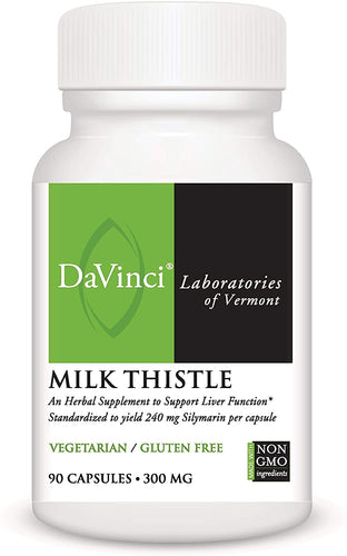 MILK THISTLE (90) CT - Medical Grade Nutrients